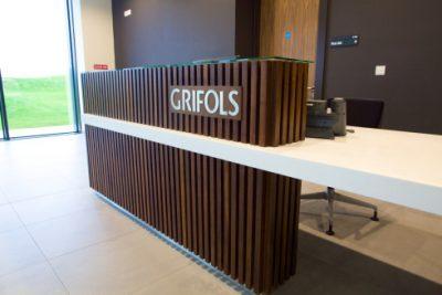 Grifols – Office Furniture Installation