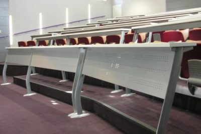 Cherry Orchard Hospital-Theatre Seating Installation