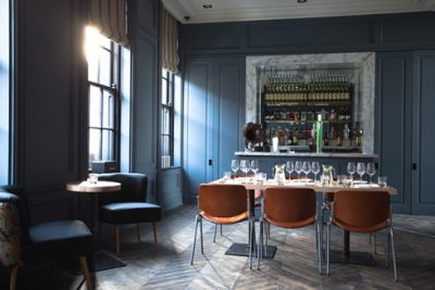 The Dean Hotel, Dublin.